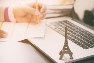 Worker is applying for Visa to Paris France.