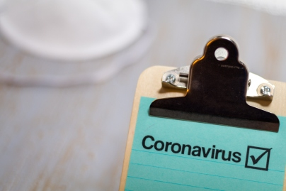 Coronavirus 2019-nCOV medical still life concept